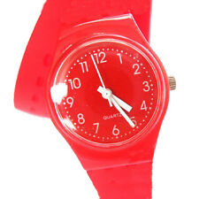 Multi-color Students Jelly Rubber Candy Sport Girls Womens Wrist Watch 11 Colors