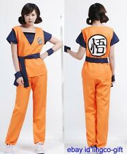 Cos Cosplay Costume coat jacket for DRAGON BALL