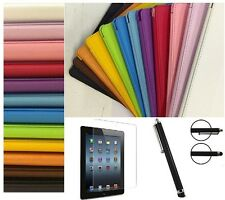 Apple iPad 2 iPad 3 iPad Retina 4 Magnetic Slim Smart Cover Case Stand Cheap UK