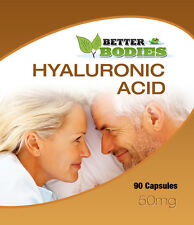 Hyaluronic Acid 50mg Capsules UK Manufactured FREE Delivery