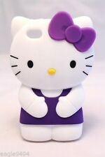 Hello Kitty 3D Soft Silicone Skin Case Cover iPhone 5. Fast FREE Post SYDNEY