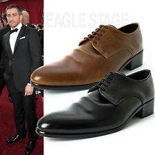 EagleStage 'Eagle' Lace-Up Oxfords Ruched MENS Dress Shoes Size 6 7 8 9 10 11