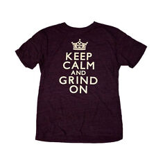 "Mississippi State Bulldogs ADIDAS Originals ""Keep Calm"" Tri Blend T Shirt Men"
