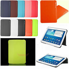 Ultra Slim Light Folding Cover Case BOOK Cover For Samsung Galaxy Tab 2 3 Note