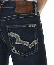 New Big Star Jeans Union Straight Fit Mens Denim Sizes  29 - 42 Lockhart