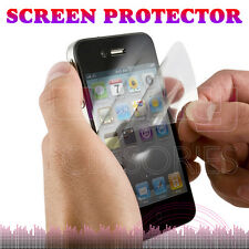 Clear LCD Premium Film & various Tempered Glass Screen Protectors