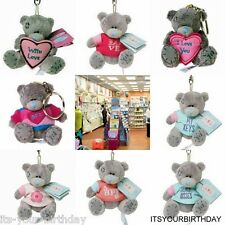 ME TO YOU  TATTY TEDDY KEY RINGS COLLECTION