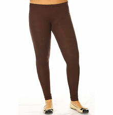 Brown Full Length Leggings with free delivery