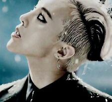 BIGBANG BIG BANG G-DRAGON - G Clef One Touch Earring [BB121]