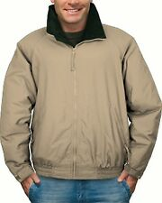 Mens Fleece Lined Winter Work Jackets Coats - Big Plus Sizes available - NEW!