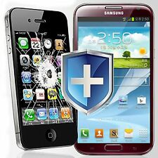 Galaxy Note 3 III BULLETPROOF Tempered GLASS Screen Protector Color SKIN Cover