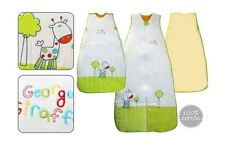 Baby Sleepsacks George Giraffe Velour 2.5 TOG - Dream Bag Baby Sleeping Bags