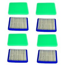 4 Pre-Filters & 4 Air Filters 21529800, 399959, 491588, 33644, 491435, 493537