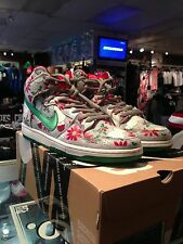 CONCEPTS X NIKE SB DUNK HIGH PREMIUM UGLY CHRISTMAS SWEATER!!!
