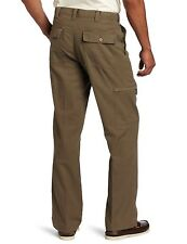 Levi Dockers Comfort Cargo D3 Classic Fit Jeans/Pants/Trousers Covert Khaki New