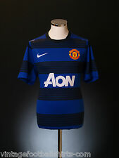 2011-13 Manchester United Player Issue Rare Football Jersey Top Shirt *BNWT* M/L