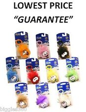 NEW Club Penguin Puffle Clip On Key Chains - VALUE Deal = Just Puffle w/o Coin