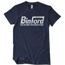 BINFORD TOOLS T-SHIRT Funny Home Tee Improvement Tool Retro Tim Taylor 90s TV