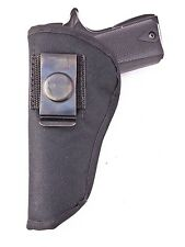 Colt 1911 Govt   Small of Back SOB IWB Conceal Nylon Holster. MADE IN USA