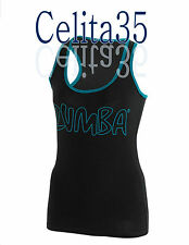 Zumba®  Life of the Party Racerback ~ All Sizes ~  Zumbawear™ Exclusive