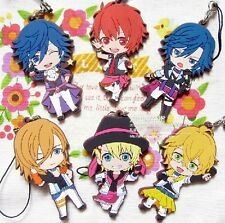 Uta no Prince-sama Rubber Strap Collection Animate Limited Version