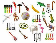 Inflatable Blow Up Toys Zimmer Frame Animals Guns Palm Trees Saxophones Guitars