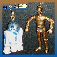 STAR WARS X-WING FIGHTER OR R2D2, OR C3PO CEILING FAN PULLS (CHOICE OF SET)