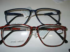 READING GLASSES 1.25/1.50/1.75/2.00/2.25/ CS901 RED/BLUE   PLASTIC FRAME