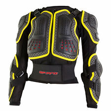 NEW GP PRO CHILDRENS CHILDS BOYS KIDS MX MOTOCROSS BODY ARMOUR PROTECTOR JACKET