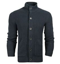 Timberland Earthkeepers Ribbed Button & Zip Up Cardigan - Premium Collection