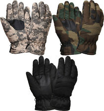 Camouflage Handschuhe / Jagdhandschhe Thermo Military