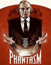 PHANTASM classic horror movie tall man slender cult classic glossy photo t-shir