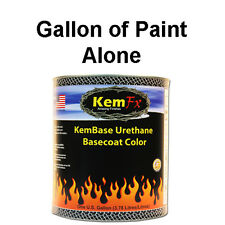 UreKem KemFx 200/300 Series Metallic Basecoat Gallons - Gallon of Paint Alone