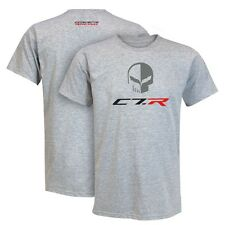 C7R JAKE CORVETTE RACING TSHIRT BLACK/GRAY/WHITE BUDS CHEVROLET ST MARYS O