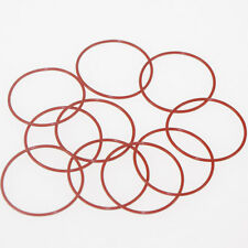 50PCS Silicone Rubber VMQ Outer Diameter5*1.5mm-30*1.5mm Seal Rings O-Rings