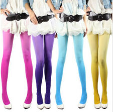 Women Stretch Velvet Tights Panty Hose Tight Gradient Color Pantyhose Stocking