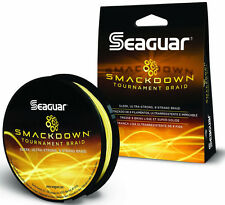 Seaguar Smackdown Braid Yellow 150yds! CHOOSE YOUR SIZE