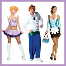 THE JETSONS 1960'S MENS WOMENS SPACE CARTOON CHARACTER FANCY DRESS COSTUMES