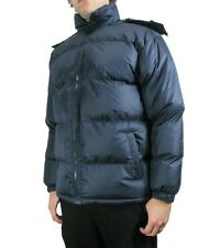 Mens Warm Hoodie Coat Parka Winter Coat Outwear Full Zipper Puffer Down Jacket