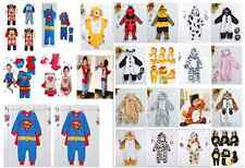 Baby/Toddler Fancy Dress Party Superman Animal Costumes Playsuit Size 0-24months