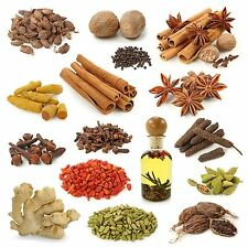 Pure Spices Whole Spices Ground Spices Spice Blends for Cooking and Health.