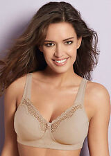 Best Form Soft Cup 535 Cotton Comfort  Bra in Nude
