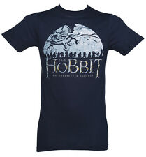 Official Men's The Hobbit Poster T-Shirt from Jack Of All Trades