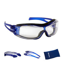 SPOGGLE Convertible 2-in-1 safety polycarbonate glasses/spectacles and goggle