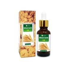 WHEAT GERM 100% NATURAL PURE UNDILUTED UNCUT ESSENTIAL OIL 5ML TO 100ML