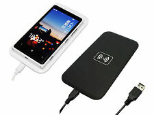 Wireless Qi Power Charger Pad for Nexus4 Lumia920 HTC 8X Verizon Note2 S3 i9300