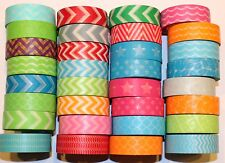 Washi Tape Geometric 10 m  Roll Decorative Sticky Paper Masking Tape Adhesive