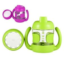 OXO tot Sippy Cup Mug Set baby toddler w removable handle Training Lid 7 oz 1pc