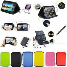 "Colorful Speaker Sounder PU Case+Stylus For 7"" TBS 2700 Hamlet/M713 Tablet PC"