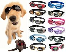DOGGLES ILS DOG SUNGLASSES Authentic, Many Sizes! UV Eye Protection Goggles